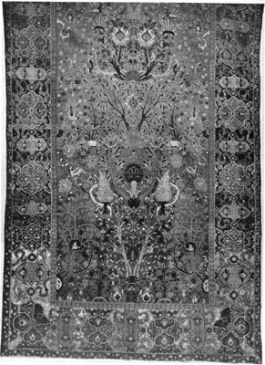 Persian Carpets For All The Variety And Beauty Of Their Color Combinations When Compared To Some Turkish Indian May Seem A